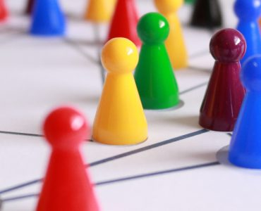 Netzwerk, Networking, Teamwork, Projekt