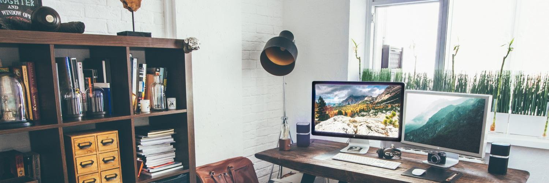 arbeiten im home office tipps f r mehr produktivit t. Black Bedroom Furniture Sets. Home Design Ideas