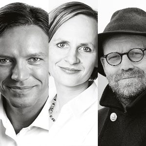 Renate Osterchrist, Claus Clasvogt, Michael Hüter