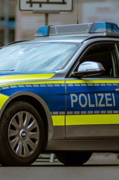 Bewerbung bei Polizei