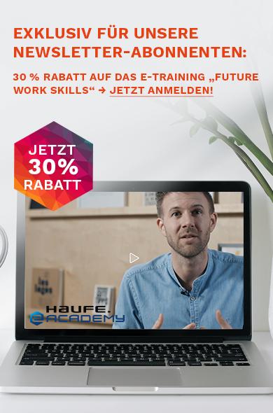 E-Training Future Work Skills