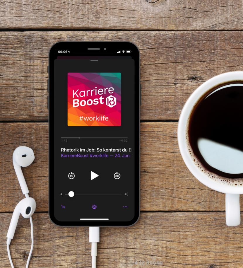 KarriereBoost Podcast